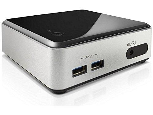 Intel NUC D54250WYK1 Intel 4th Gen Core i5-4250U Processor with Power Cord