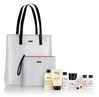 Free 9pc Gift with Any Purchase of $65 @ philosophy
