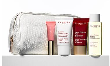 Free 5 Pc Gift with Any $85 Clarins Purchase @ Nordstrom