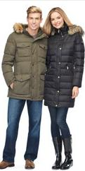 Extra $50 off or 25% off Winter Coat @ Bon-Ton