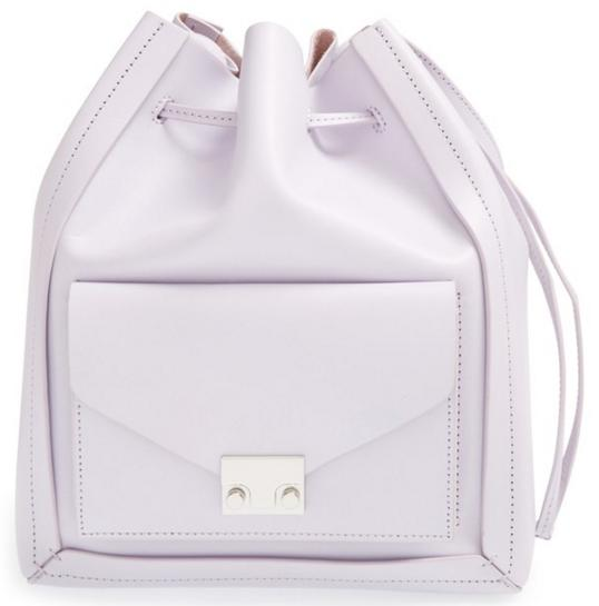 Loeffler Randall Lock Drawstring Shoulder Bag On Sale @ Nordstrom