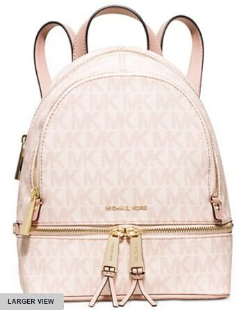 MICHAEL Michael Kors Rhea Extra Small Backpack @ macys.com