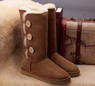 UGG® Australia 'Bailey Button Triplet' Boot @ Nordstrom