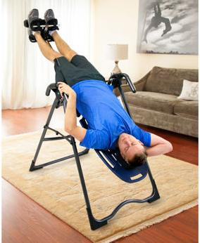 $224.99 Teeter EP-560 Ltd Inversion Table with Back Pain Relief Kit