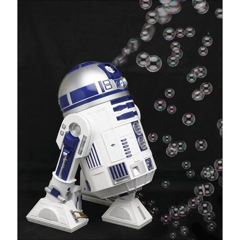 Star Wars R2-D2 Bubble-Blowing Machine
