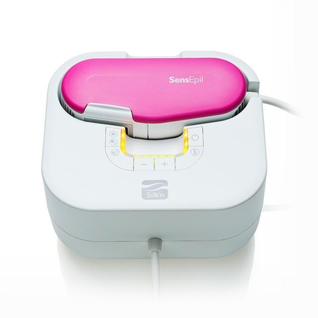 From $99.5 Sensepil Hair Removal Device @ Silk'n