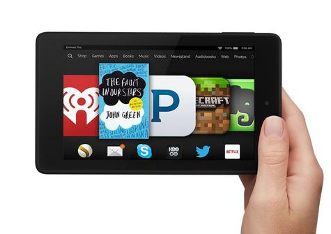 25% off select Amazon Fire & Kindle devices @ Amazon.com