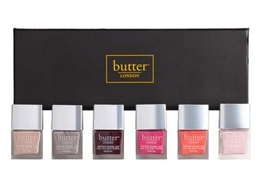 butter LONDON 'Coveted Classics - Patent Shine' Set