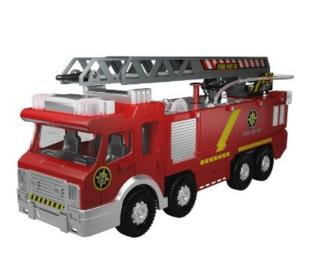 $5 Off Fire Truck, Construction Set, Heavy Industrial Truck, or Kendama at Amazon