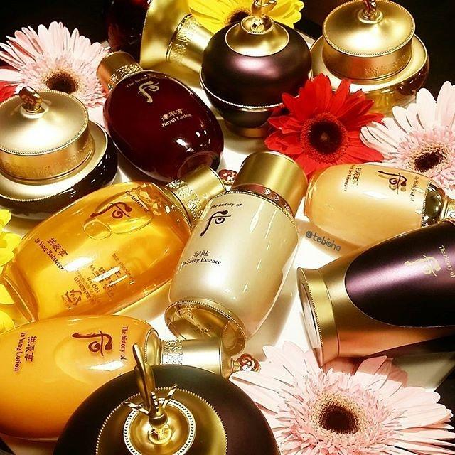 Up to 21% Off + Free Shipping The History of Whoo @ COSME-DE.COM