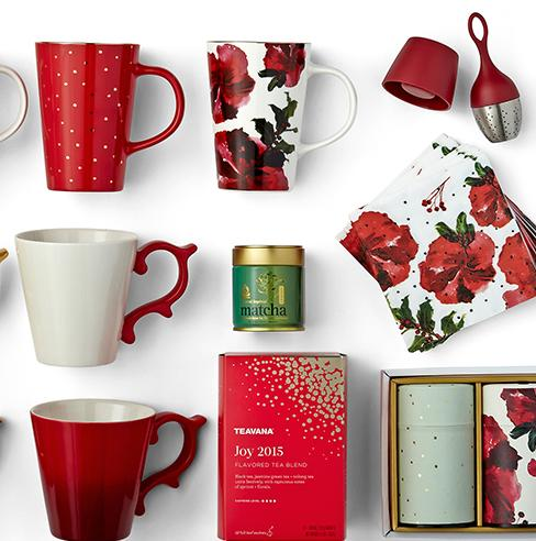 30% OffSelect Gifts for Mom + Free Shipping with any $30 purchase @ Teavana