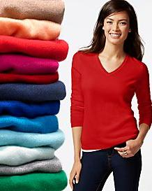 Up to 50% Off+Extra 25% Off Women's Sweaters @ Macy's