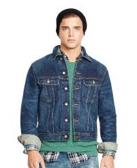 Up to 60% Off+Extra 25% Off Men's Jacket And Parka Sale @ Ralph Lauren