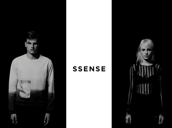 Up to 50% Off Sale @ SSENSE