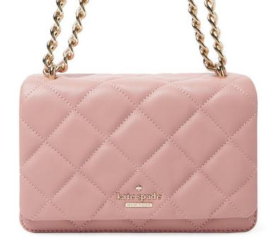 kate spade new york Emerson Place Vivenna Mini Quilted Leather Crossbody @ Gilt