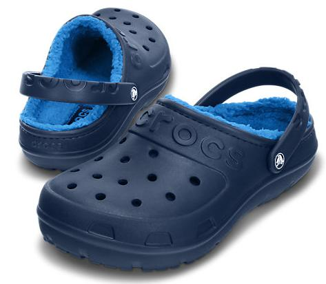 Crocs Hilo Lined Clog @ Crocs