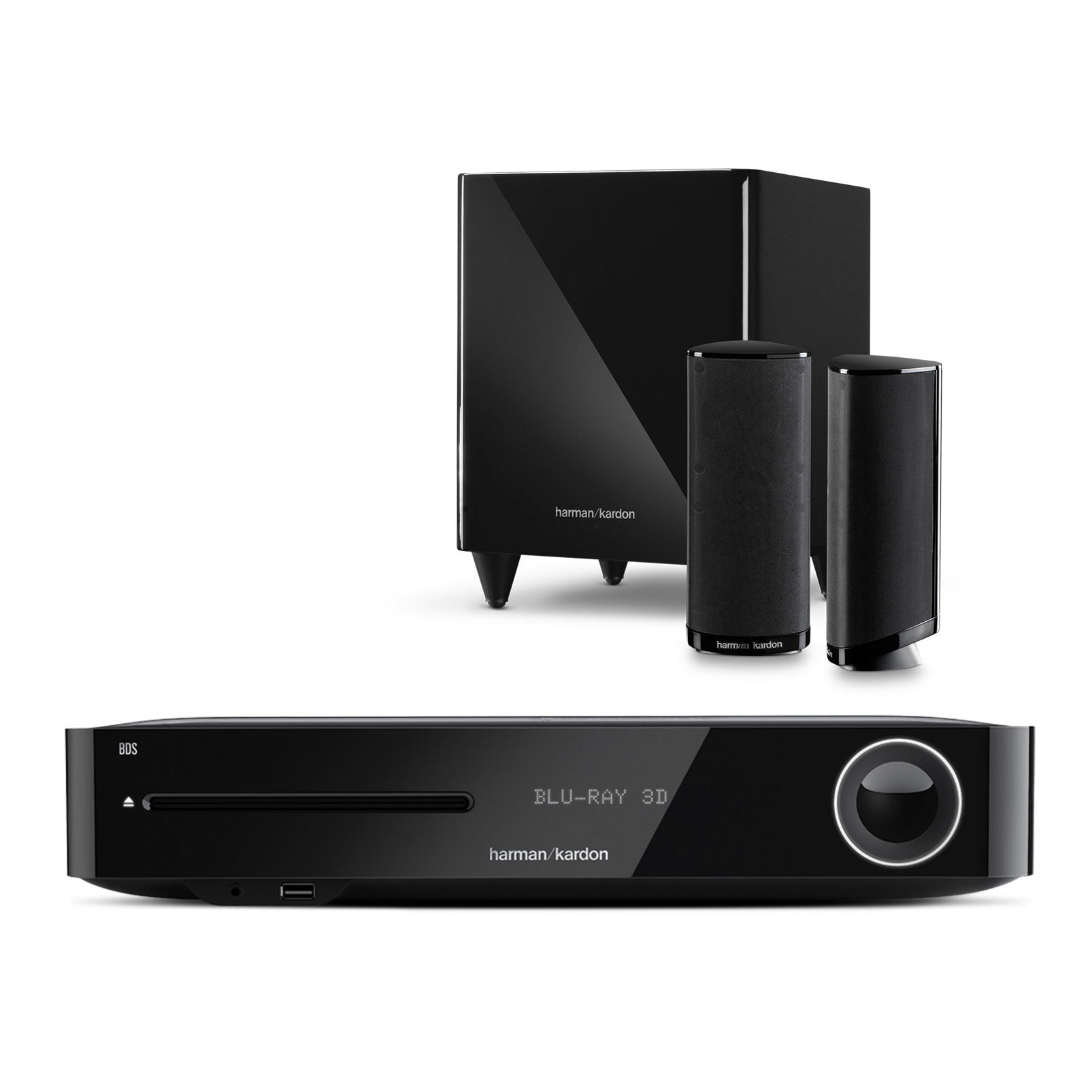 Harman Kardon BDS 280 + FREE HKTS 2 MKII Home Theater System