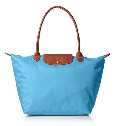 Longchamp Le Pliage Large Travel Bag, Ice @ MYHABIT