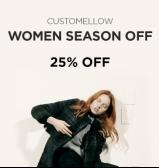 25%OFF+ $20 Cash Voucher Wool coat from Korean Premium Fashion Brand customellow @ Wannabk.com