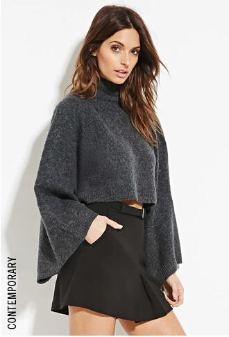 Up to 50% Off Winter Sale @ Forever21.com