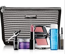Free 6-piece Gift with any $35 Lancôme purchase @ macys.com