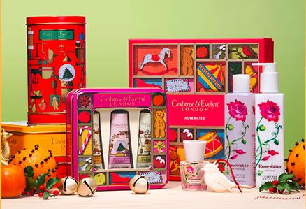 20% Off Select Christmas Gifts @ Crabtree & Evelyn