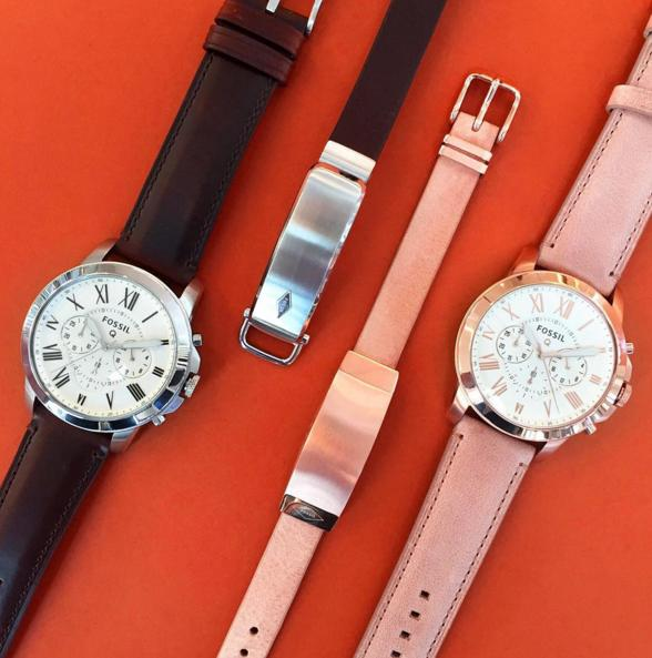 Up to 58% Off Fossil Watches & Jewelry On Sale @ Hautelook