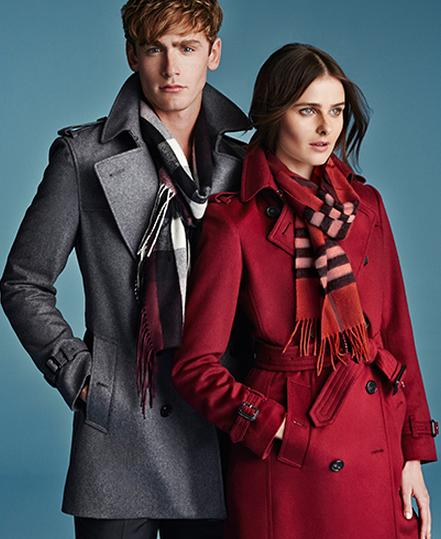 10% Off Burberry Scarf Sale @ Saks Fifth Avenue