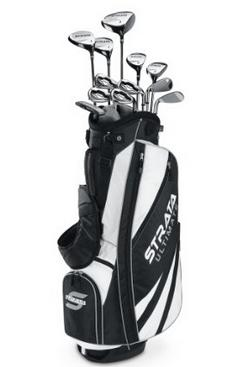 Up to 50% Off Callaway Strata Complete Golf Sets @ Amazon.com
