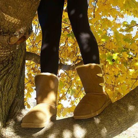 Up to 40% Off+Extra 15% Off Bearpaw Boots Sale @ 6PM.com
