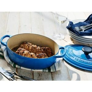 Le Creuset Oval Wide Dutch Oven, 3 1/2-Qt.