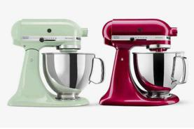 25% Off KitchenAid Mixers and More at Target