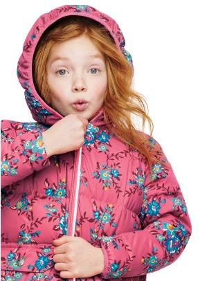 Up to 50% off Kids' Outerwear at Hanna Andersson