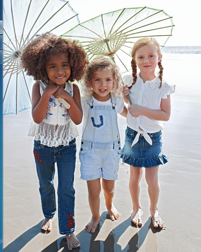 Up to 50% Off Select Full Priced Styles @ GUESS kids