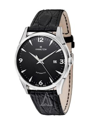 HAMILTON Men's Timeless Classic Thin-O-Matic Auto Watch (H38715731)