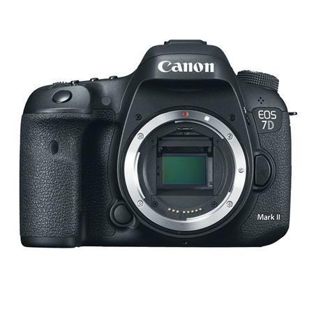 Canon EOS 7D Mark II DSLR Camera Body, 20.2MP, Special Promotional Bundle