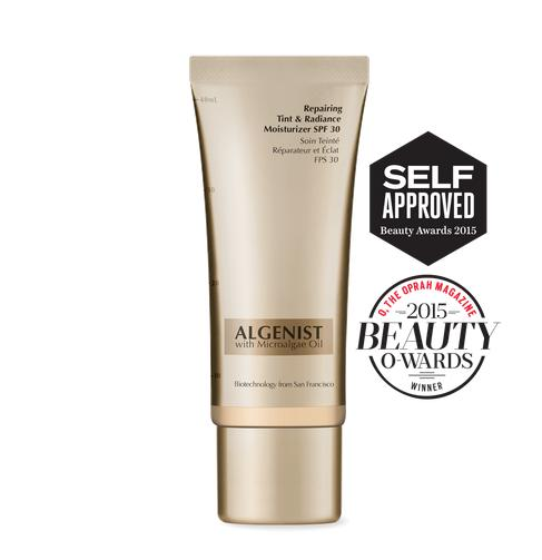 FREE Anti-Aging Pore Corrector Primer With Purchase of Two Repairing Tint & Radiance Moisturizers SPF @ ALgenist