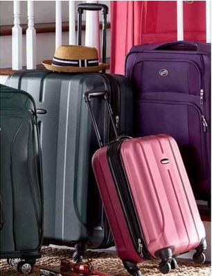 Extra 25% Off Samsonite Luggage Fiero HS Spinner Luggage