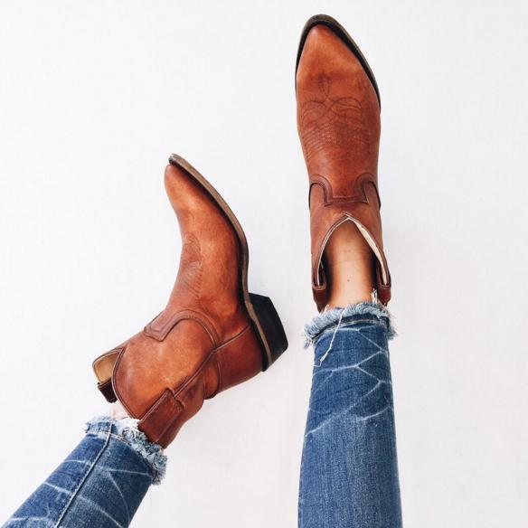 Up to 53% Off Frye Boots & More On Sale @ Hautelook