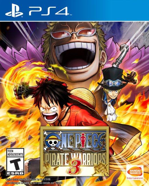 $19.99 One Piece: Pirate Warriors 3 - PlayStation 4