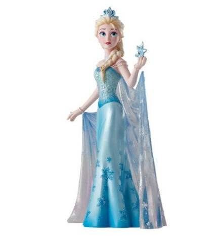 Enesco Frozen Figurines from Enesco Disney Showcase Elsa