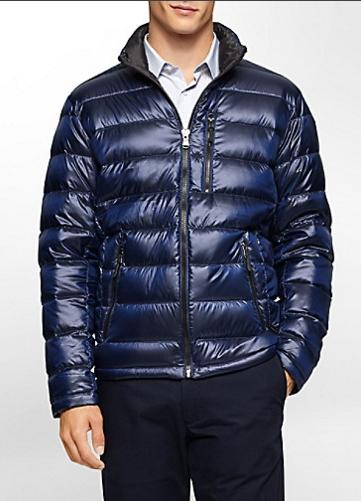 PACKABLE DOWN JACKET @ Calvin Klein