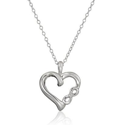 Extra 25% Off 50% Off or More Women's Fashion Necklaces with Diamond@Amazon.com