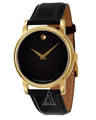 $215 Movado Museum Men's and Women's Watch