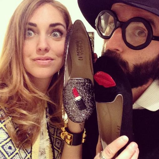 Chiara Ferragni Makeup Flat On Sale @ Rue La La