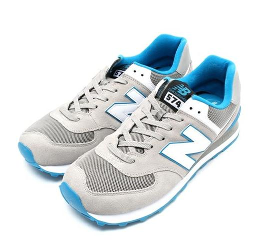 $56.21 New Balance Men's ML574 Core Plus Collection Sneaker