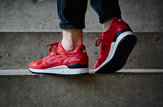 ASICS Gel Lyte III NS Retro Running Shoe