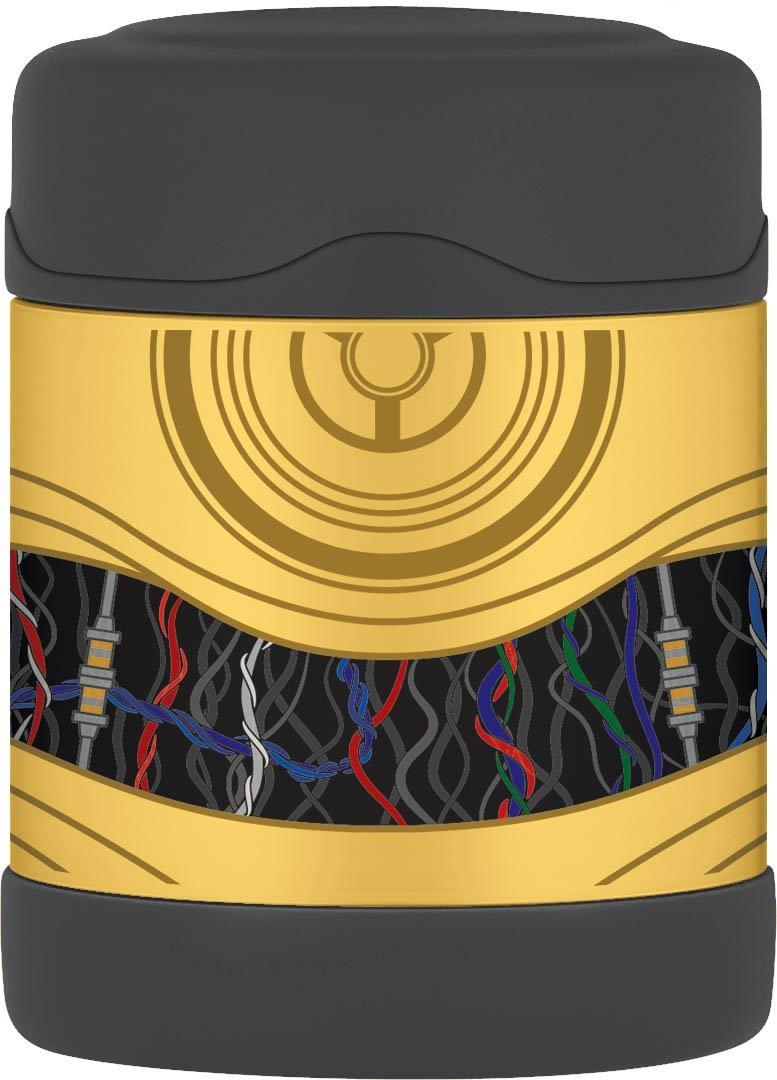 Thermos 10 Ounce Funtainer Food Jar, C-3PO