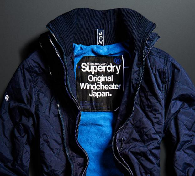 20% Off Selected Jackets at Superdry