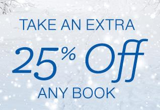 Extra 25% Books Sale @ Amazon